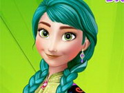 Play Frozen Elsa Fashionable Makeover