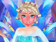 Play Frozen Elsa Freezing Makeover