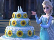 Play Frozen Fever Cake