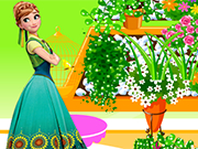 Play Frozen Garden Decor