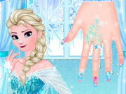 Play Frozen Manicure