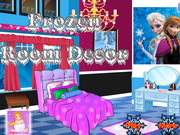 Play Frozen Room Decoration