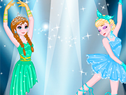 Play Frozen Royal Ballet Audition