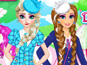 Play Frozen School Dress Code