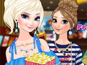 Play Frozen Sisters In Cinema