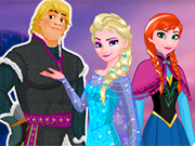 Play Frozen Team Halloween