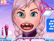 Play Frozen Tooth Problem
