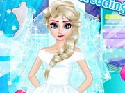 Play Frozen Wedding Designer