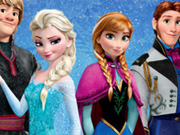 Play Frozen Winter Puzzle
