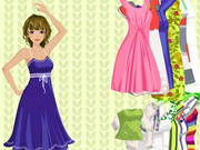 Play Full of Color Dressup
