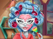 Play Ghoulia Real Makeover