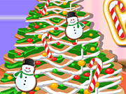 Play Gingerbread Cookie Christmas Tree
