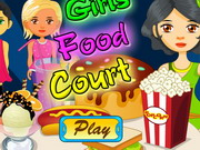 Play Girls Food Court