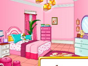 Play Girly Room Decoration Game