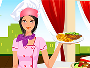 Play Great Chef Dressup
