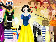 Play Halloween Dressup 10