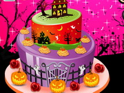 Play Halloween Special Cake Decor