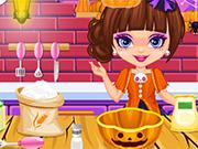 Play Halloween Spooky Pancakes