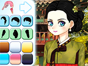 Play Hanbok Styling