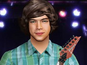 Play Harry Styles Dressup