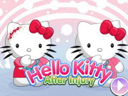 Play Hello Kitty After Injury