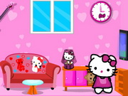 Play Hello Kitty Doll House