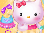 Play Hello Kitty Prom Prep