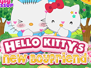 Play Hello Kitty's New Boyfriend