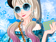 Play Hipster Elsa Makeover