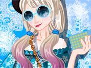 Play Hipster Elsa Makeover