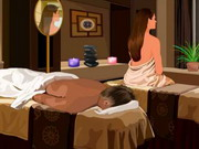 Play Honeymoon Couple At Spa