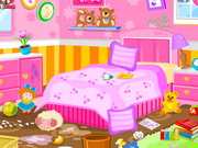 Play House Clean Up Rooms