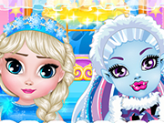 Play Ice Babies Elsa X Abbey
