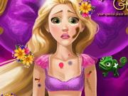 Play Injured Rapunzel