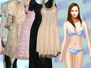 Play Jennifer Lopez Dress up 2
