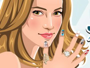 Play Jennifer Lopez Nail Salon