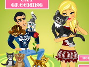 Play Jennifer Rose: Cat Grooming