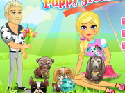 Play Jennifer Rose: Puppy Grooming