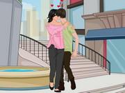 Play Justin Selena Kisses