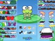 Play Keroppi Dress Up