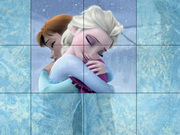 Play Kids Frozen Puzzle