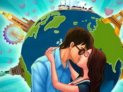 Play Kiss Around The World
