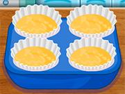 Play Ladybug Cooking Cupcakes