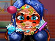 Play Ladybug Skin Doctor
