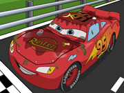 Play Lightning Mcqueen Car Wash