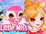 Play Little Miss Sweet Makeover
