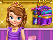 Play Little Princess Tanning Solarium