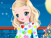 Play Lovely Baby Dressup
