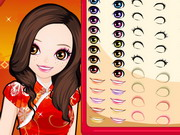 Play Lovely Chinese Girl Makeup