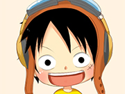 Play Luffy Dress Up
